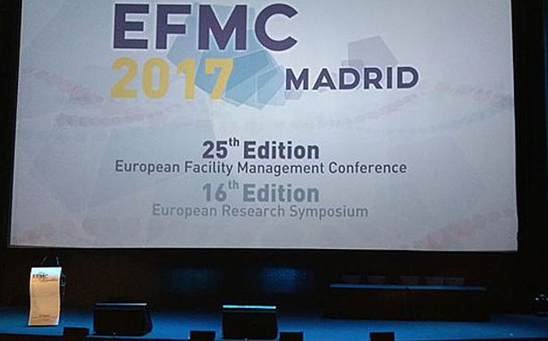 Conferencia Europea de Facility Management EFMC 2017