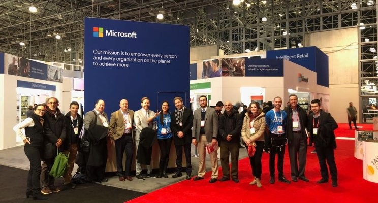 NRF2018: Inteligencia Artificial para un Retail Inteligente