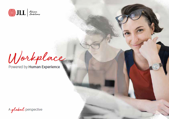"""Workplace powered by Human Experience"", un nuevo informe de JLL"