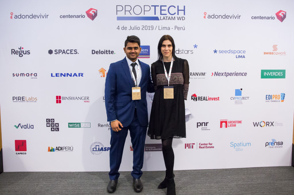 Andrea Rodriguez PropTech Work Day Lima
