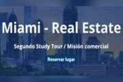 Miami será sede del Segundo Real Estate Study Tour